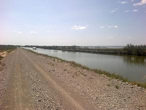 Photo: Canal du Rhône à Sète