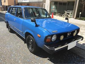 レオーネ 1978年式 エステートバン 1.8  4WD A67のカスタム事例画像 BOXERさんの2019年10月19日10:22の投稿