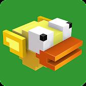 Flappy Cube Bird Zigzag