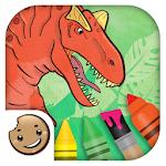 Painting Lulu Dinosaurs App