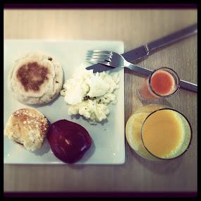 Breaking the fast. #breakfast #miami #morning #foodporn by Alex Santos - Instagram & Mobile Instagram