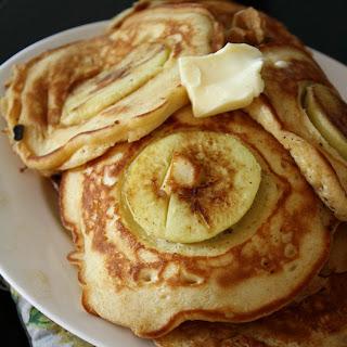 Apple Jack Pancakes