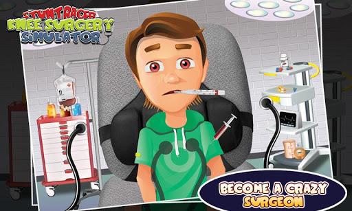 Stunt racer surgery simulator