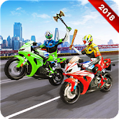 Xtreme Bike Race Stunts - Ultimate Attack Fight
