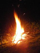 Photo: ogień obowiązkowy