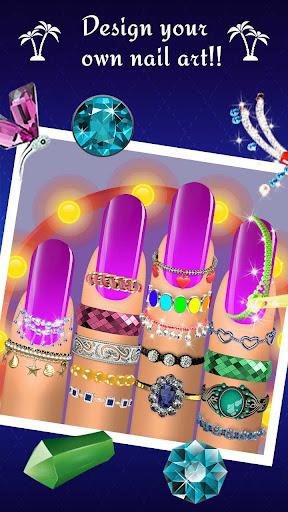 Nail Art Designs - Nail Manicure Games for Girls 1.1 screenshots 1