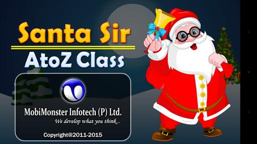Santa Sir A to Z Class