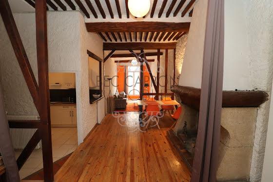 Vente studio 50,59 m2