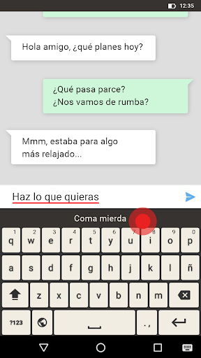 Autocorrector Narcos 1.0 screenshots 4