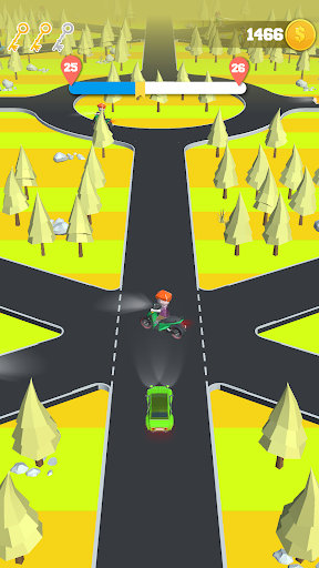 Télécharger Jam Highway - Reviens à la maison mod apk screenshots 3