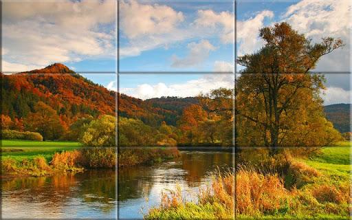 Puzzle - Beautiful lakes 1.19 screenshots 7