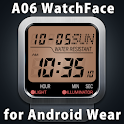 A06 WatchFace for Android Wear icon