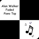 Piano Tap - Faded Icon