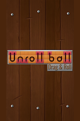 Unroll Ball | Drag & Roll Apk Download Free for PC, smart TV