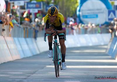 Primoz Roglic (Jumbo-Visma) sera présent à la Vuelta pour la première fois