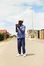 Photo: Sam Lambert en Soweto