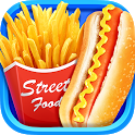 Street Food  - Make Hot Dog & French Fries icon