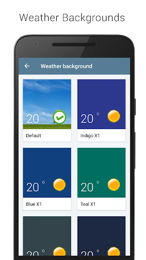 Sense Flip Clock & Weather 5.77.0.2 screenshots 16