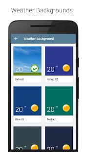 App Sense Flip Clock & Weather APK for Windows Phone
