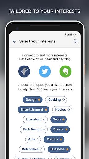 News360 for Phones screenshot 5