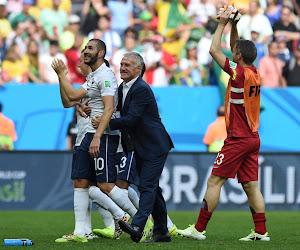 """Deschamps na gesprek met Benzema: """"Na drie minuten was alles terug normaal"""""""