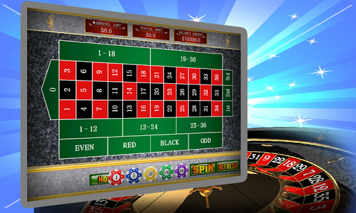 2015 Roulette Jackpot SlotGame