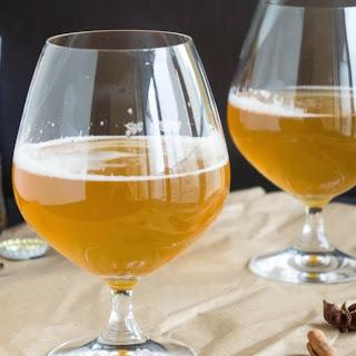 Honey Beer Winter Warmer