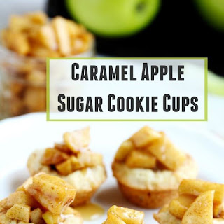 Caramel Apple Sugar Cookies Recipes