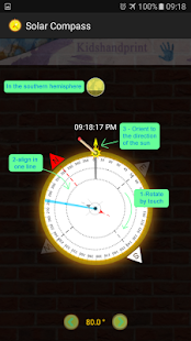 App Solar compass APK for Windows Phone