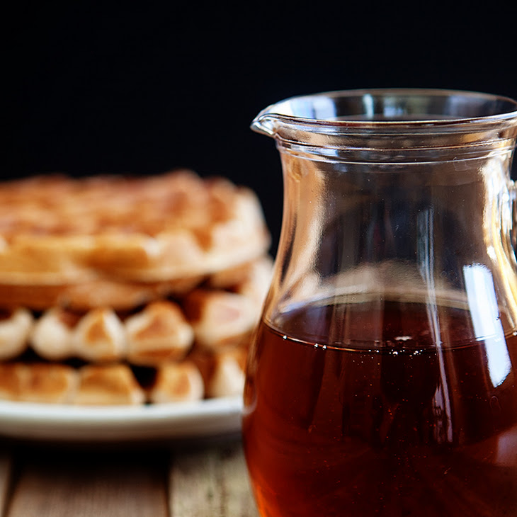 Maple-flavored Syrup
