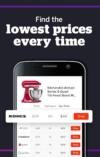 Ebates: Cash Back, Coupons & Shopping Rewards screenshot