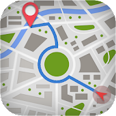 GPS Offline Maps Navigation With Voice Directions