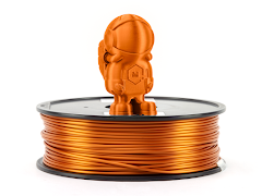 Silky Copper MH Build Series PLA Filament - 1.75mm (1kg)