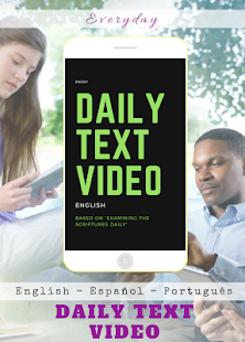 App Daily Text 2020 on video APK for Windows Phone