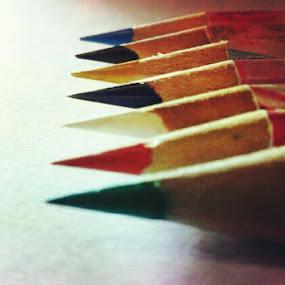 Pencils 3 by Norbertus Andreanto Photos - Instagram & Mobile Instagram
