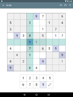 Sudoku screenshot 09