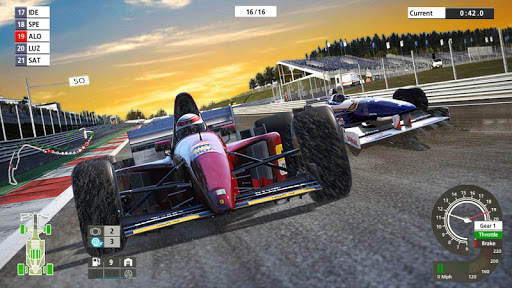 Grand Formula Racing 2019 Car Race & Driving Games  screenshots 1