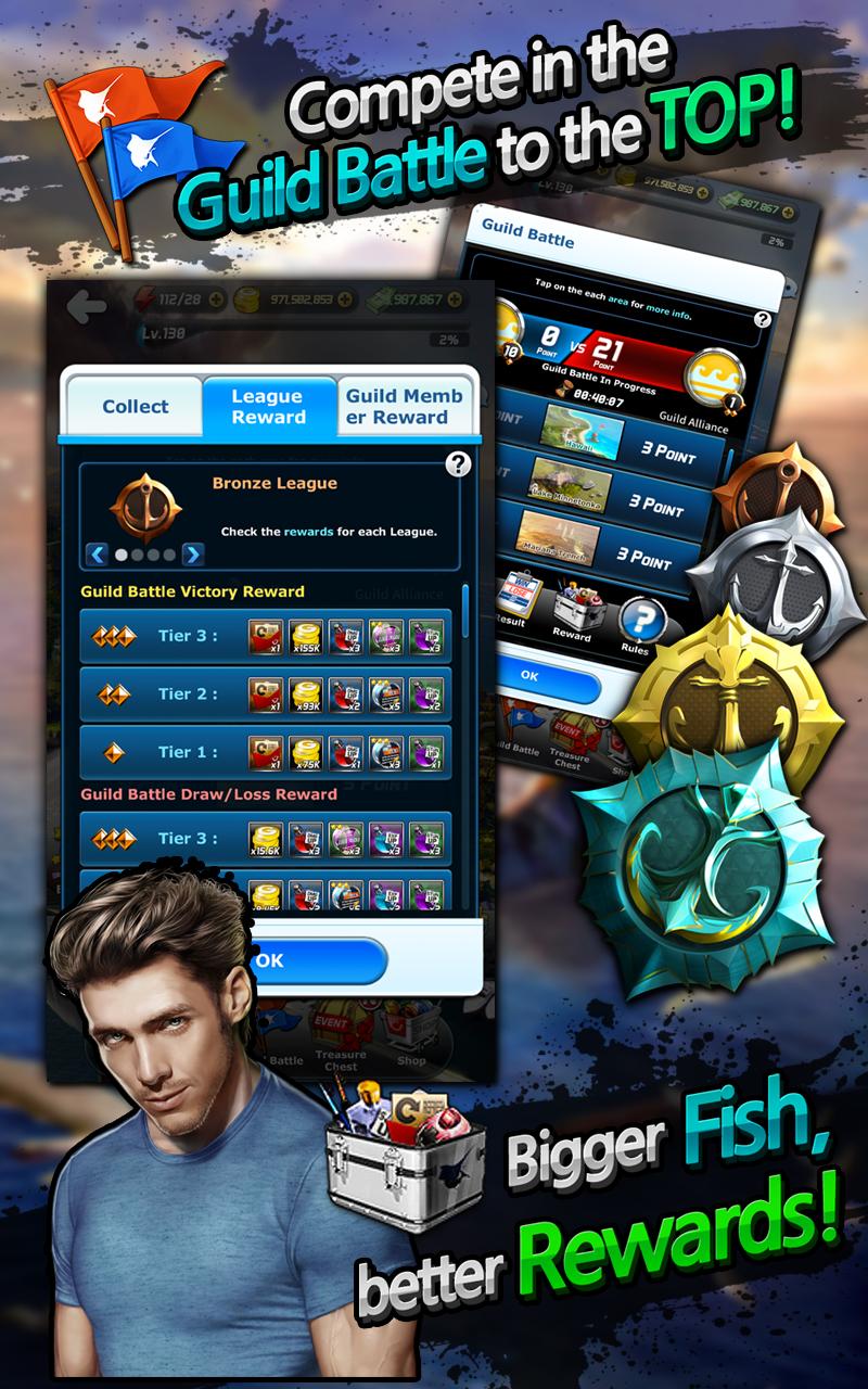 Ace Fishing: Wild Catch screenshot #17
