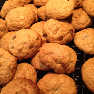 Crunchy Cookies (Gluten and Dairy Free).