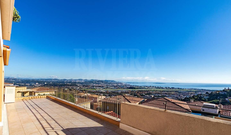 Appartement avec terrasse et piscine Mandelieu-la-Napoule