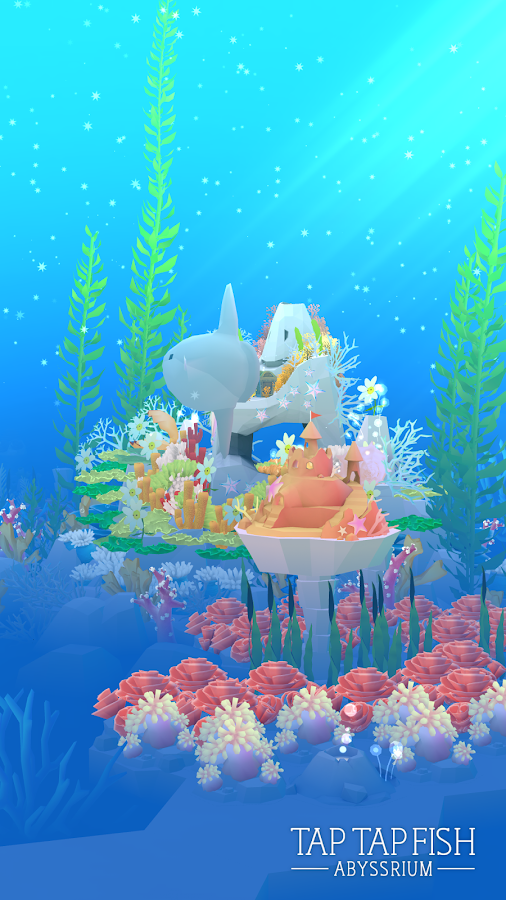 how to unlock fish in abyssrium