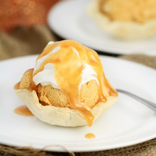 Pumpkin Pie Ice Cream