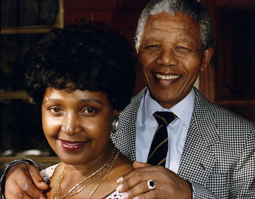 Image result for pictures of winnie and nelson mandela