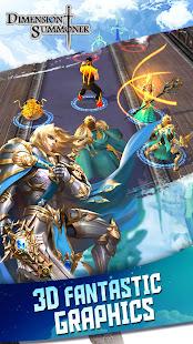Dimension Summoner: Final Fighting Fantasy PVP RPG 3