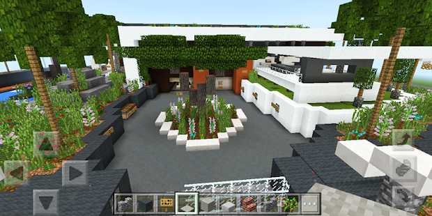 Modern village Map for Minecraft Apps on Google Play