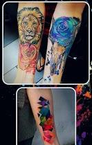 Tattoos 3D Motif - screenshot thumbnail 04