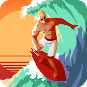 Surfing Waves - Free Surfing Game