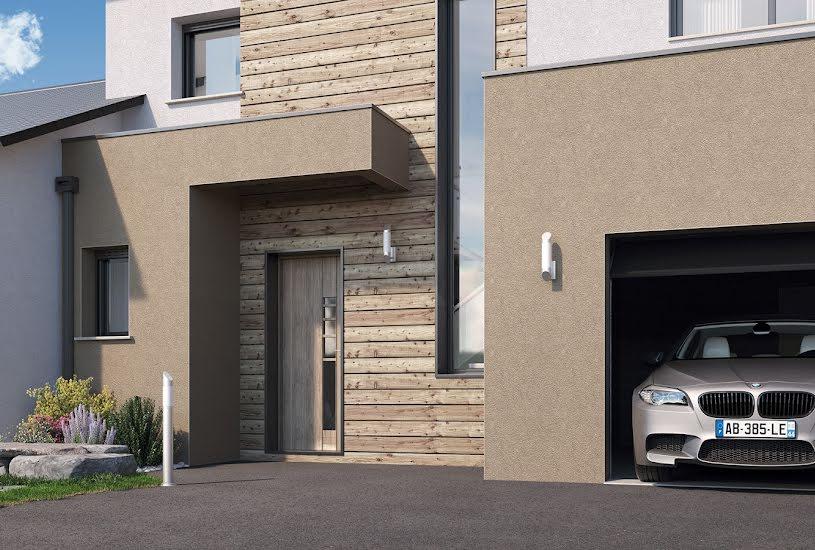 Vente Terrain + Maison - Terrain : 699m² - Maison : 144m² à Coulaines (72190)