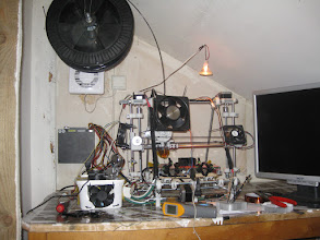 Photo: The whole setup after some re-inventing =)