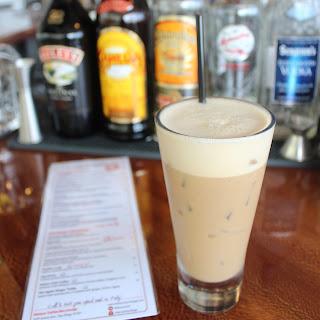 Long Island Iced Coffee.